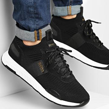 BOSS - Baskets Titanium Runner 50452034 Black