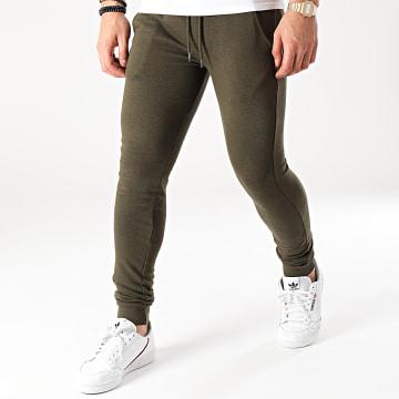 Brave Soul - Pantalon Jogging Martell Vert Kaki
