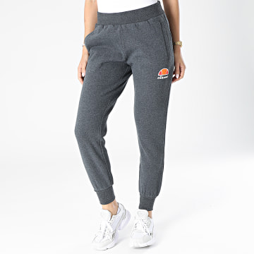 Ellesse - Pantalon Jogging Femme Queenstown SGC07458 Gris Anthracite Chiné