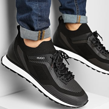 HUGO - Baskets Icelin Runner 50451737 Black