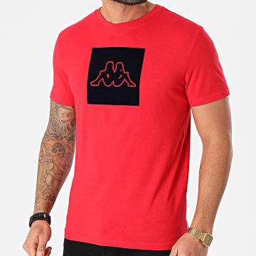 Kappa - Tee Shirt Ibagni 311B2KW Rouge