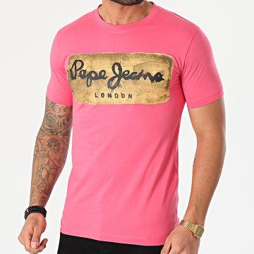 Pepe Jeans - Tee Shirt Charing Rose