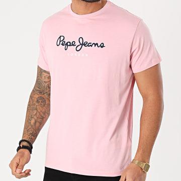 Pepe Jeans - Tee Shirt Eggo Rose