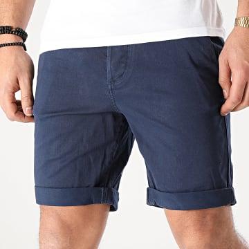Produkt - Short Chino AKM Jacob Bleu Marine