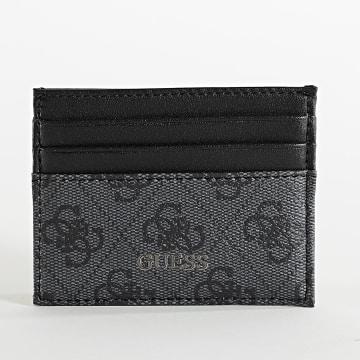 Guess - Porte-cartes SMVEZLLEA25 Noir