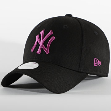 New Era - Casquette Femme 9Forty Colour Essential 60081289 New York Yankees Noir