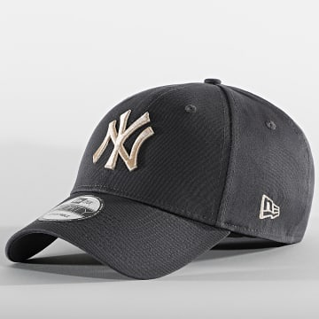 New Era - Casquette 9Forty League Essential 60112605 New York Yankees Gris Anthracite