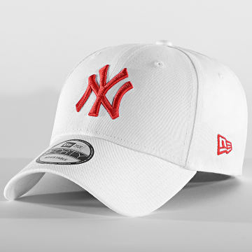 New Era - Casquette 9Forty League Essential 60112609 New York Yankees Blanc