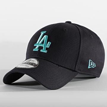 New Era - Casquette 9Forty League Essential 60112611 Los Angeles Dodgers Bleu Marine