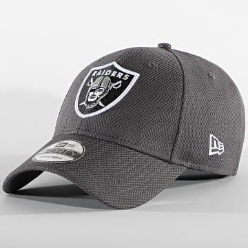 New Era - Casquette 9Forty Diamond Era 60112631 Oakland Raiders Gris
