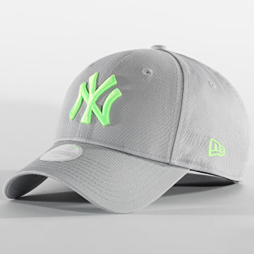 New Era - Casquette Femme 9Forty League Essential 60112722 New York Yankees Gris