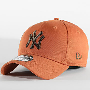 New Era - Casquette Fitted 39Thirty League Essential 60112814 New York Yankees Camel