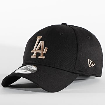 New Era - Casquette Fitted 39Thirty League Essential 60112816 Los Angeles Dodgers Noir