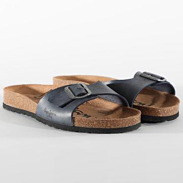 Pepe Jeans - Sandales Bio PMS90010 Navy