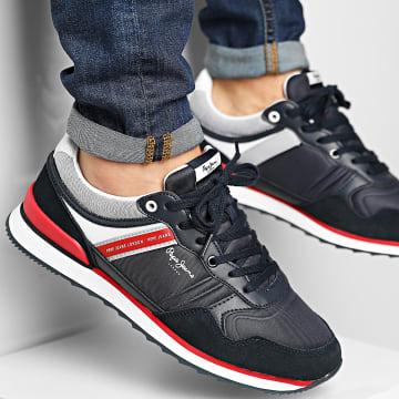 Pepe Jeans - Baskets Cross 4 PMS30607 Navy