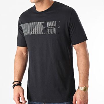 Under Armour - Tee Shirt UA Fast Left 1329584 Noir