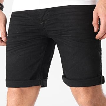 Blend - Short Jean 20711770 Noir