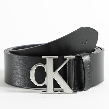 Calvin Klein - Ceinture Logo Text 6437 Noir