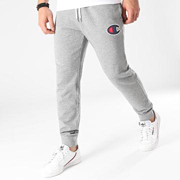 Champion - Pantalon Jogging 214191 Gris Chiné