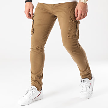 MTX - Pantalon Cargo MM-3325 Marron