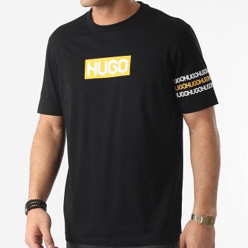 HUGO - Tee Shirt Dake 50448862 Noir