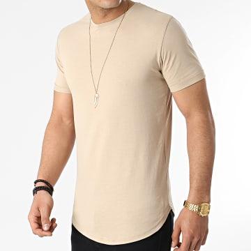 LBO - Tee Shirt Oversize 1568 Beige