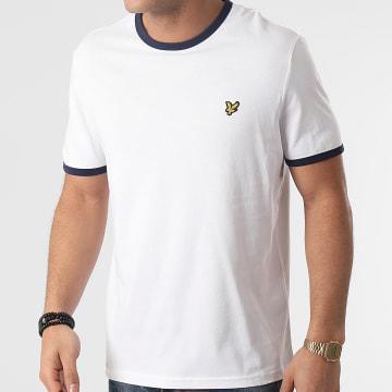 Lyle And Scott - Tee Shirt TS705V Blanc