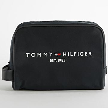 Tommy Hilfiger - Trousse De Toilette Established 7306 Bleu Marine