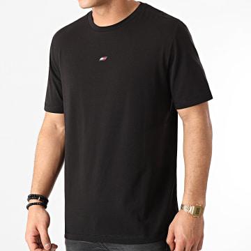 Tommy Sport - Tee Shirt Motion Flag Logo 7283 Noir