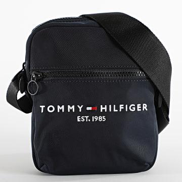 Tommy Hilfiger - Sacoche Established Mini Reporter 7229 Bleu Marine