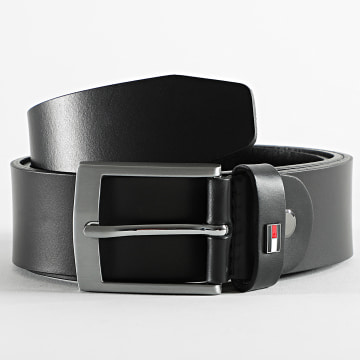Tommy Hilfiger - Ceinture Adan Leather Adjustable 7320 Noir