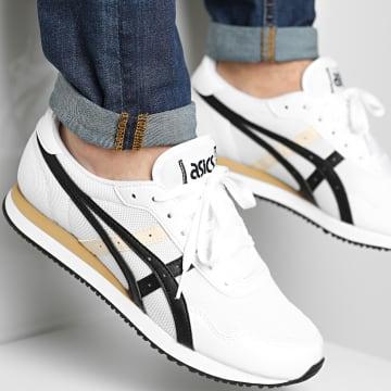 Asics - Baskets Tiger Runner 1202A070 White Black