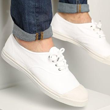 Bensimon - Chaussures Tennis H15004 Blanc