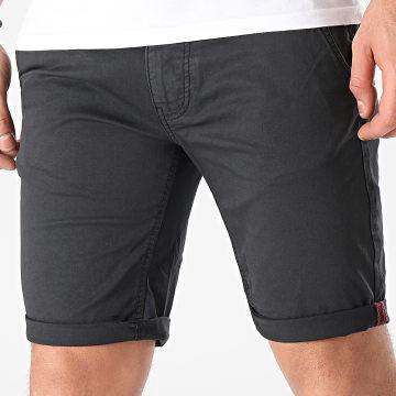 Blend - Short Chino 20711931 Noir