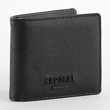 Kaporal - Portefeuille Cloth Noir