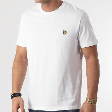 Lyle And Scott - Tee Shirt TS400V Blanc