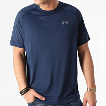 Under Armour - Tee Shirt 1326413 Bleu Marine