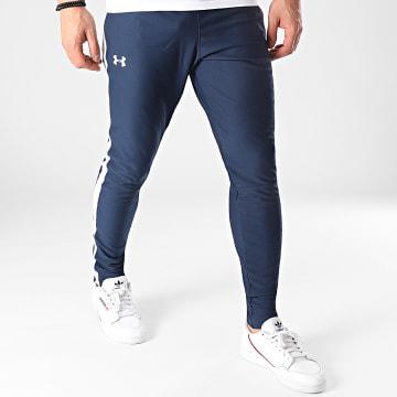 Under Armour - Pantalon Jogging Sportstyle 1313201 Bleu Marine