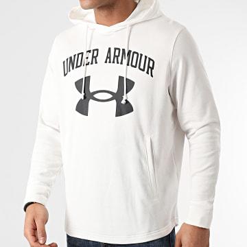Under Armour - Sweat Capuche 1361559 Blanc