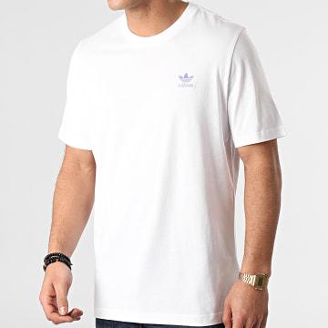 Adidas Originals - Tee Shirt Essential GN3405 Blanc