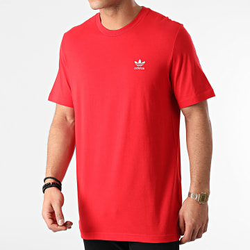 Adidas Originals - Tee Shirt Essential GN3408 Rouge