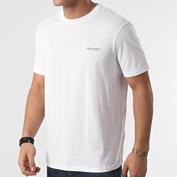 Armani Exchange - Tee Shirt 8NZT91-Z8H4Z Blanc