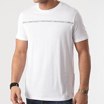 Armani Exchange - Tee Shirt 8NZT93-Z8H4Z Blanc