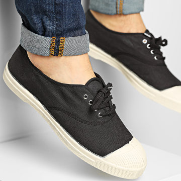 Bensimon - Chaussures Tennis H15004 Noir