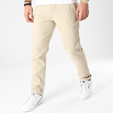American People - Pantalon Chino Paca Beige