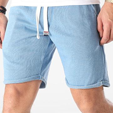 American People - Short Jogging Sixto Bleu