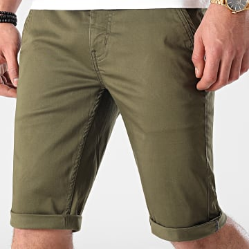 American People - Short Chino Most Vert Kaki