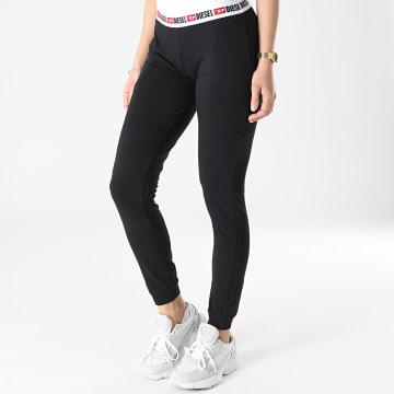Diesel - Pantalon Jogging Femme Baby 00ST4J-0EAXL Noir