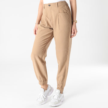 Only - Jogger Pant Femme Emery Camel