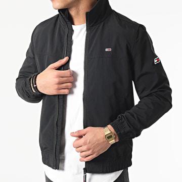 Tommy Jeans - Veste Zippée Essential Casual 0061 Noir